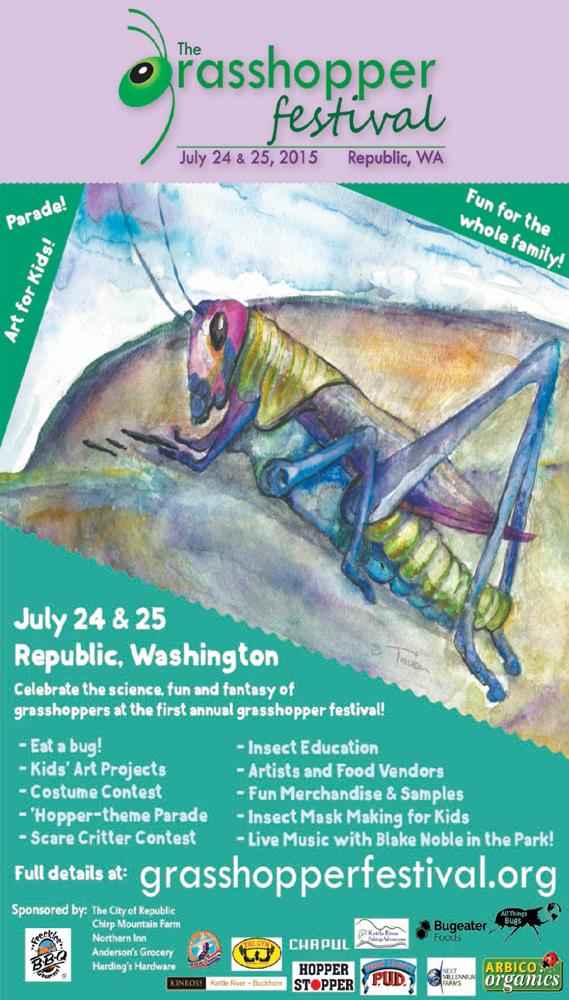 Huckleberry-Press-Grasshopper-Festival