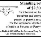 SCCA 2015 reward ad