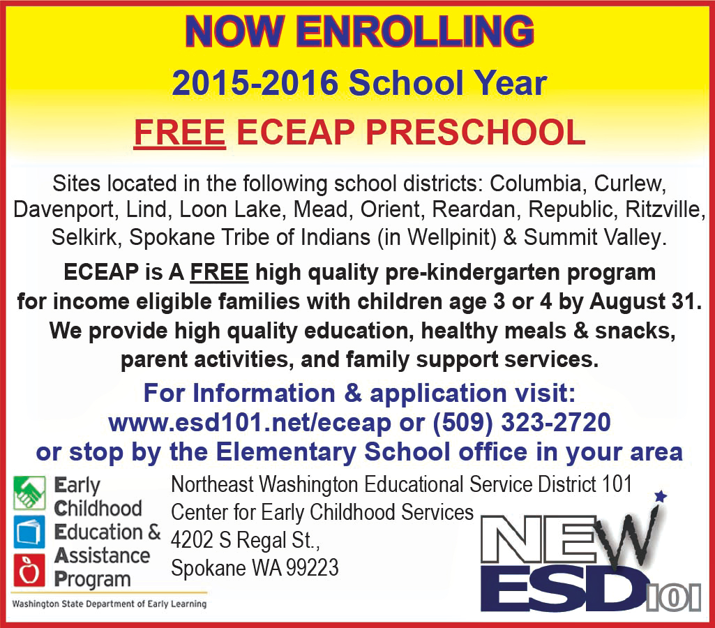 Early Childhood Education Assistance Program Eceap Preschool