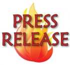 Huckleberry Press Press Release fire