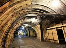 Huckleberry Press Missile Base arches