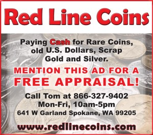 Huckleberry-Press-Red-Line-Coins-Print