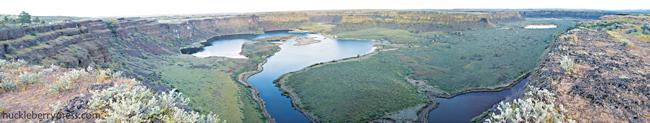 Dry Falls Dam
