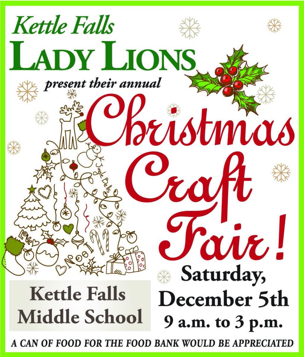 Lady Lions Club Craft Fair