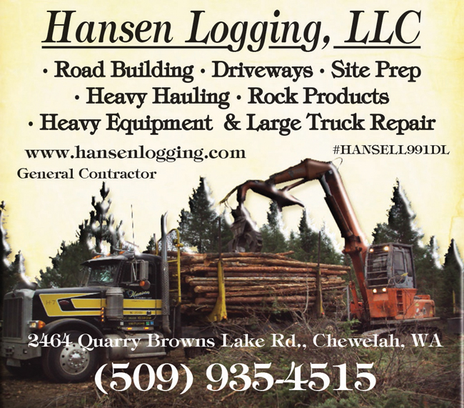 Huckleberry-Press-Hansen-Logging-Ad