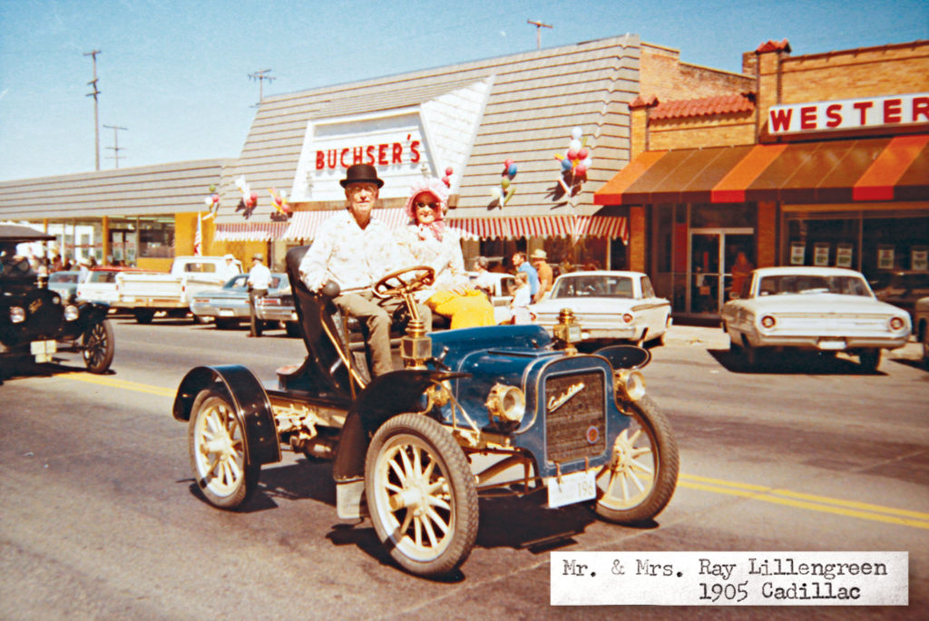 Davenport Pioneer Days Cadillac