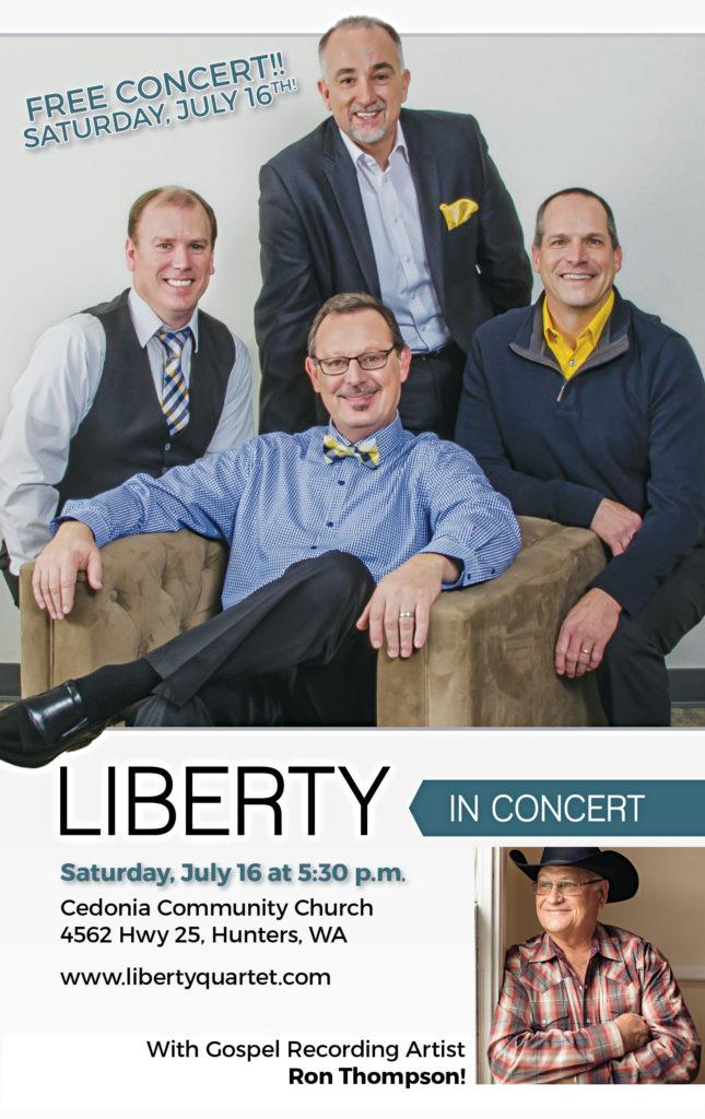 Liberty Concert POSTER 063016