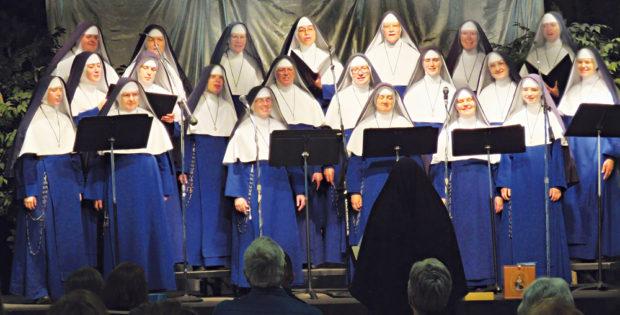 singing-nuns-group-huckleberry-press