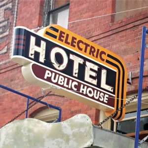 Hotel Lincoln - the Electric Hotel