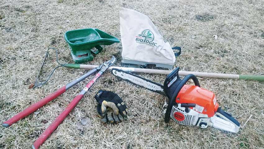 wildlife habitat tools