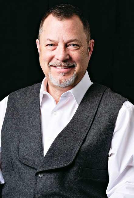 West Plains Chamber Executive Director Mark Losh